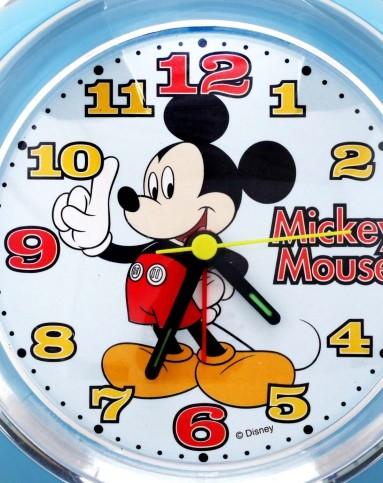 迪士尼米奇球形音乐儿童闹钟