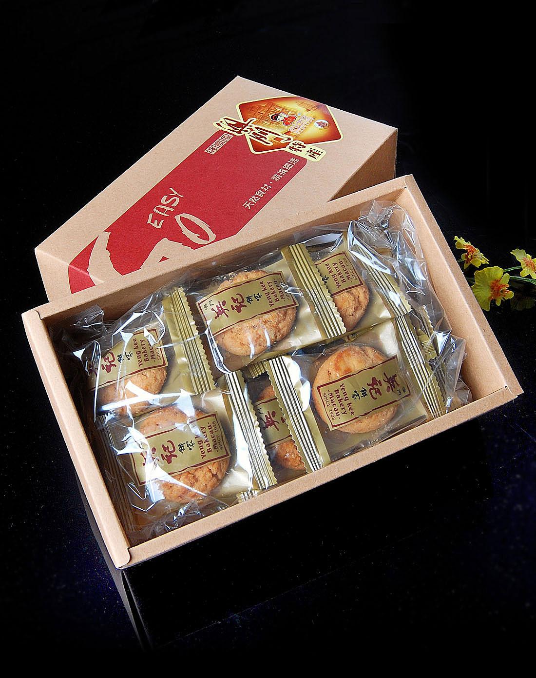 英记_澳门英记 牛油金桃酥200g
