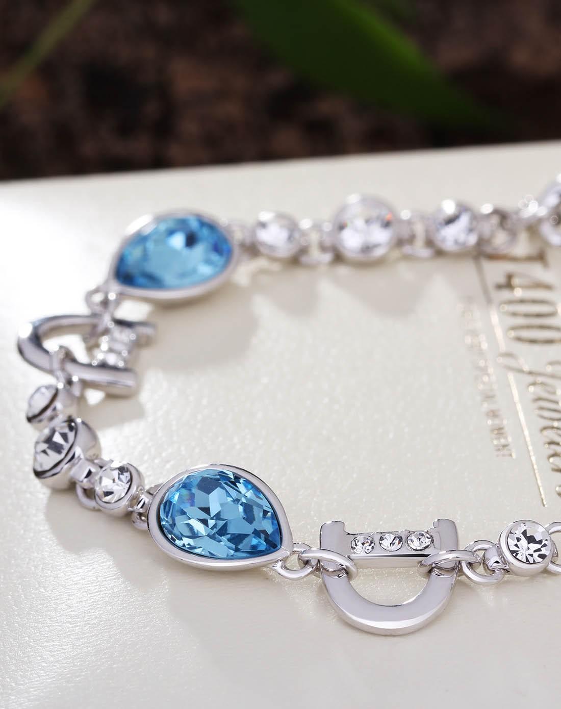 施华洛世奇元素水晶星美人手链