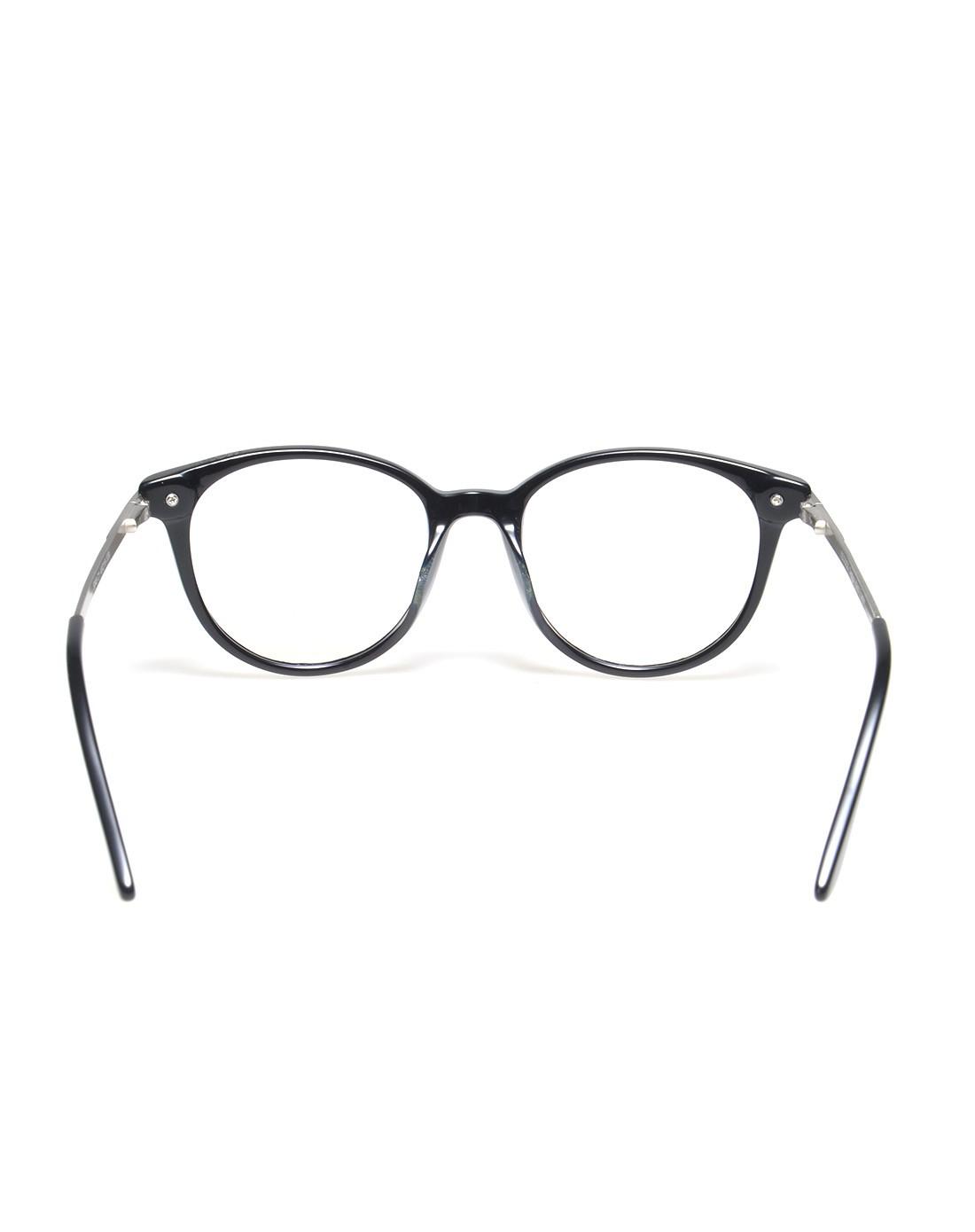 威古氏时尚眼镜专场眼镜框近视眼镜男进口板材黑框架图片