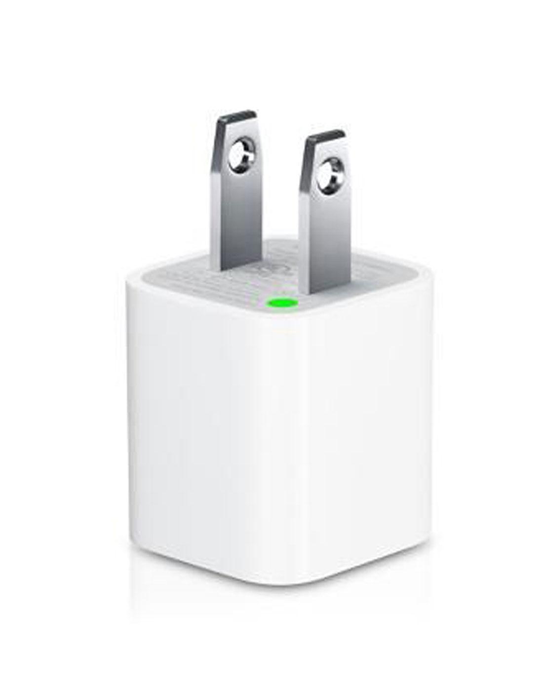 奇克摩克takefans苹果配件专场绿点充电器qkmkb009we