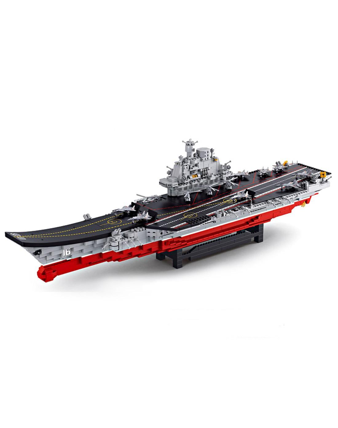 升级版辽宁号航空母舰
