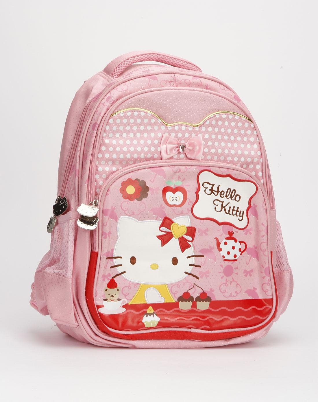 书包专场hello kitty 女童粉色书包cl-hk3005p