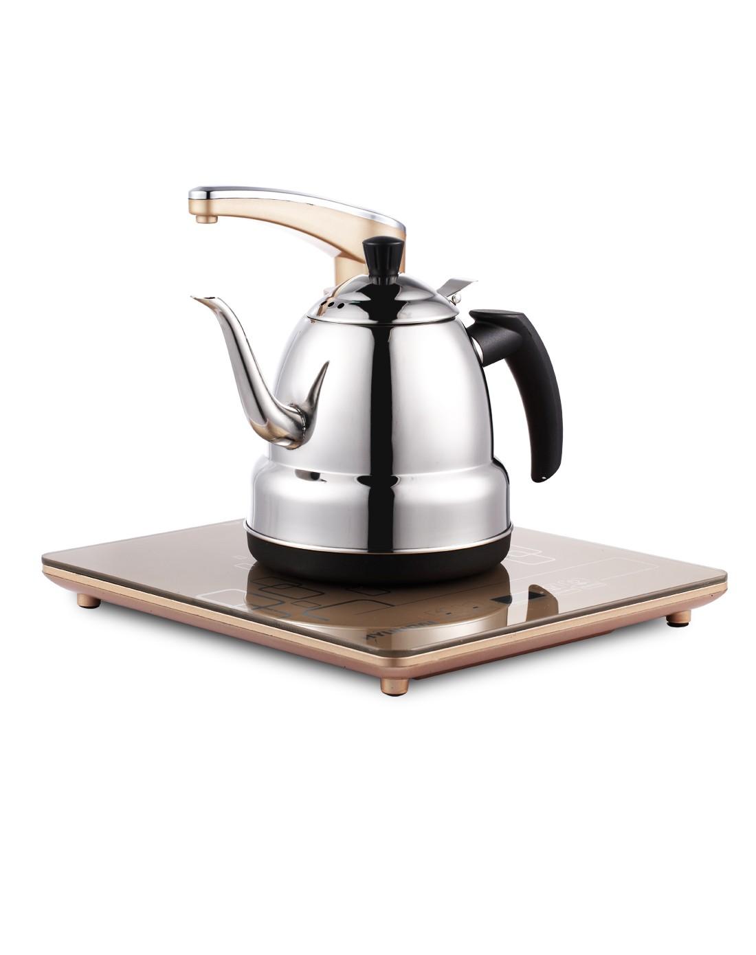 > 电热水壶 自动上水茶壶抽水