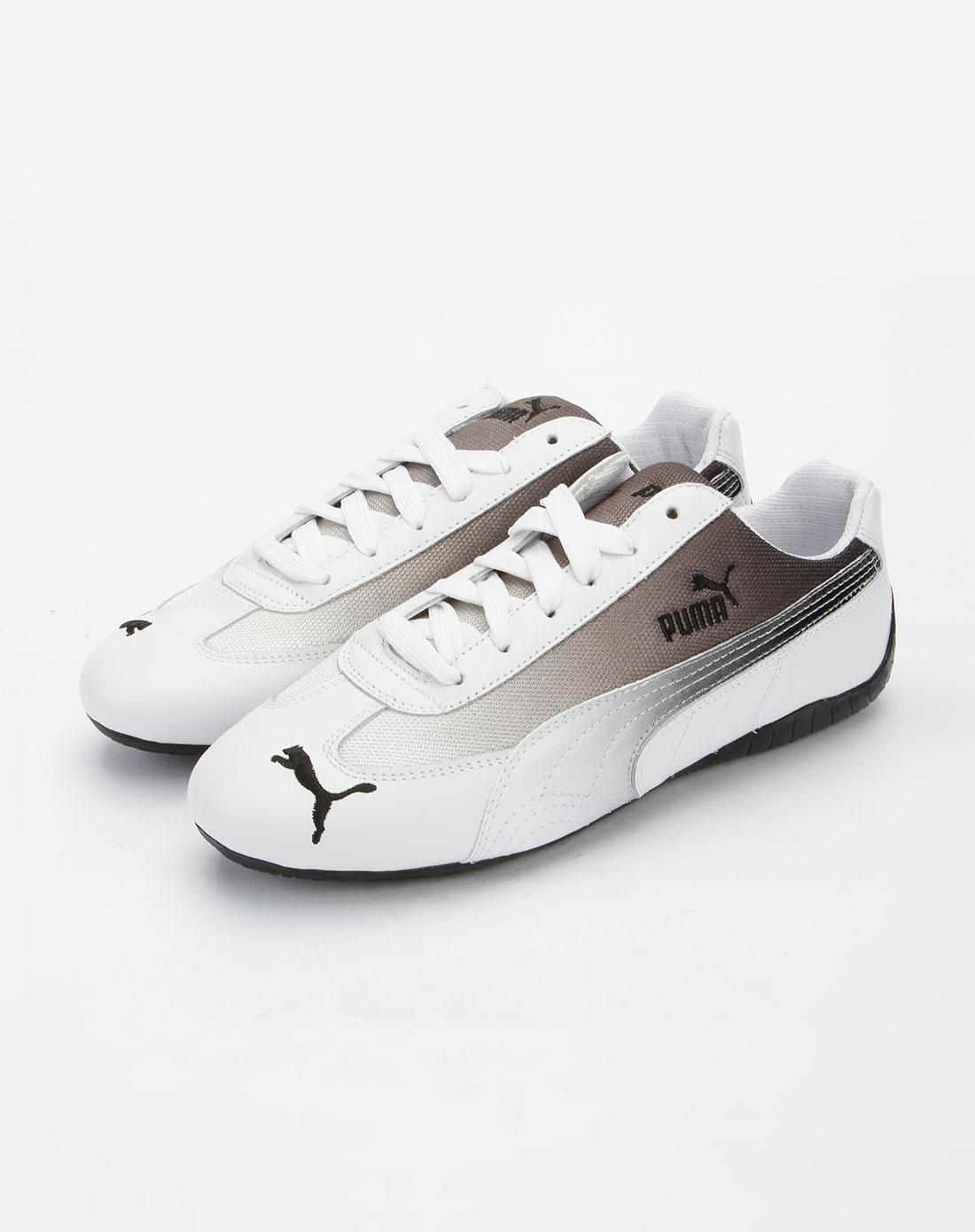 彪马puma男士专场-白色时尚活力运动鞋