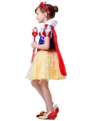 迪士尼公主系列之华丽礼服裙专场迪士尼炫酷白雪公主