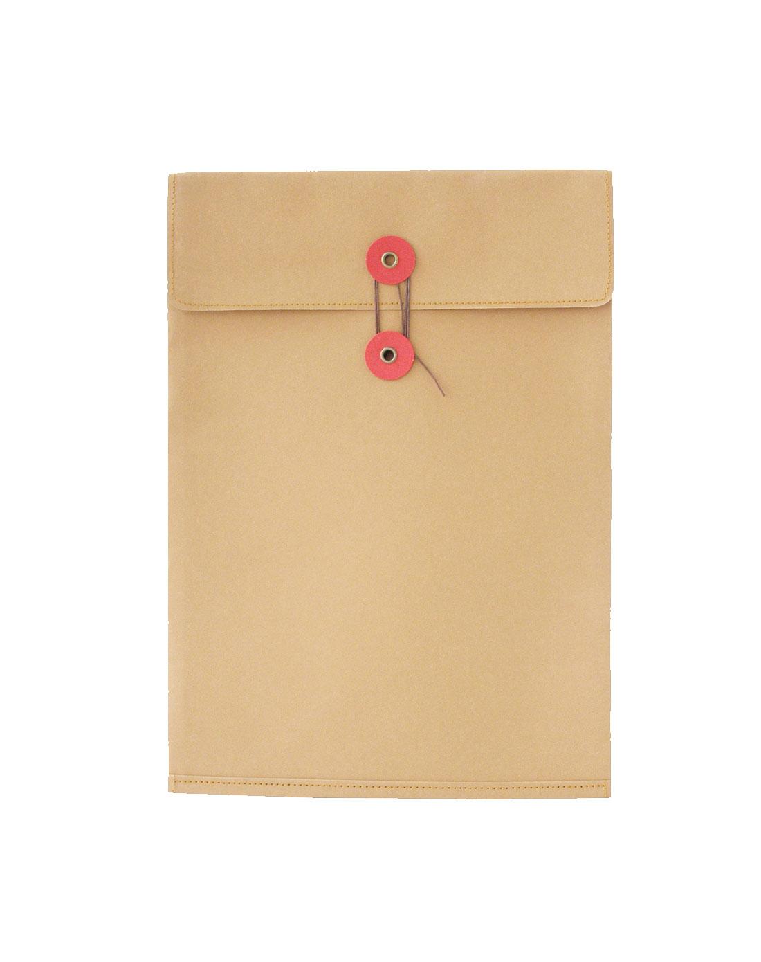 棕色牛皮纸公文袋(大)-02