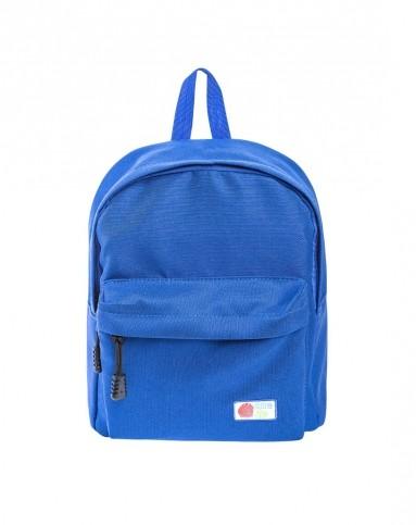 宝宝蓝色背包图片