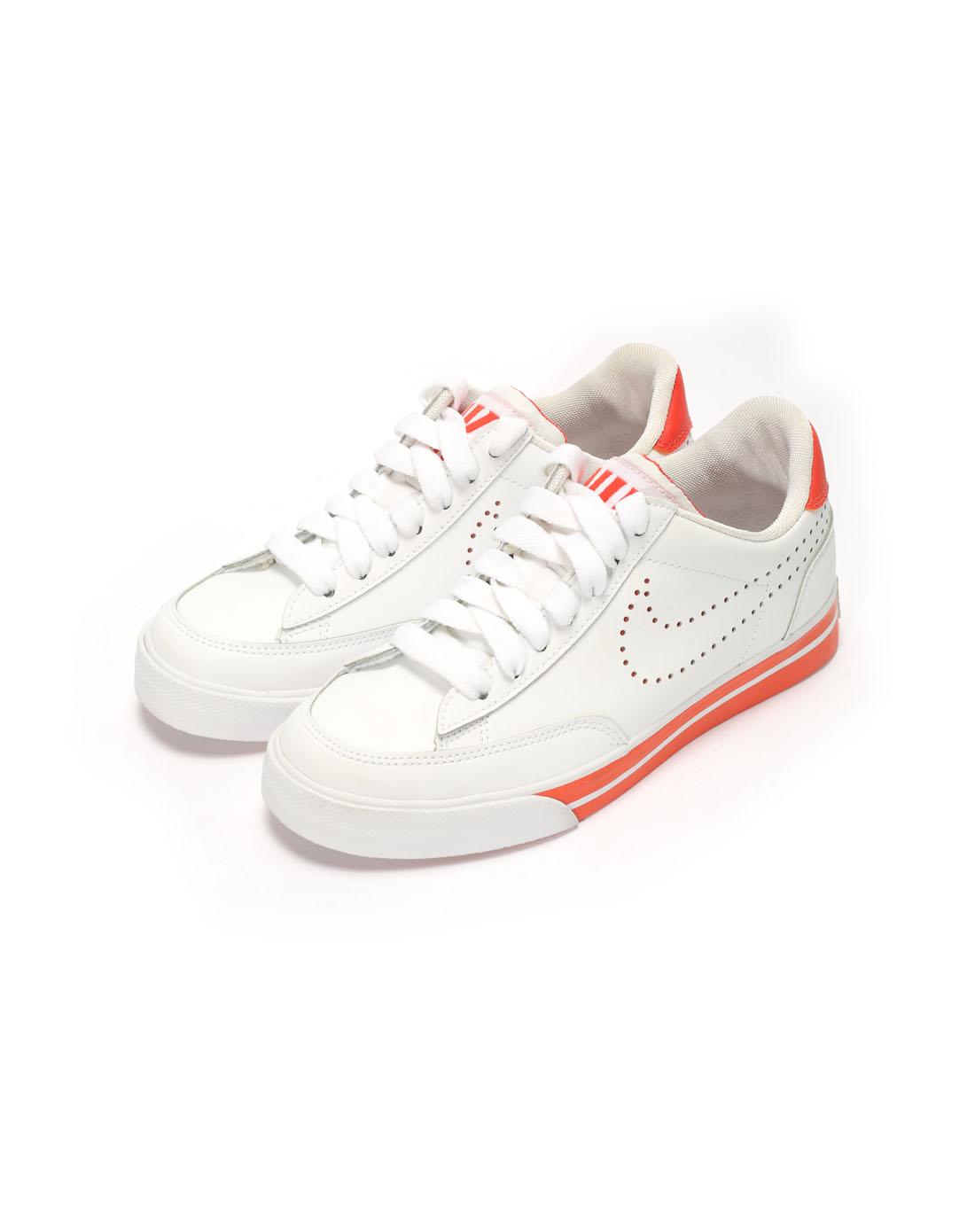 耐克nike-女鞋专场-女子白色复古鞋