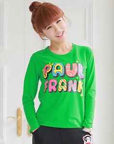 绿色大嘴猴短袖t恤