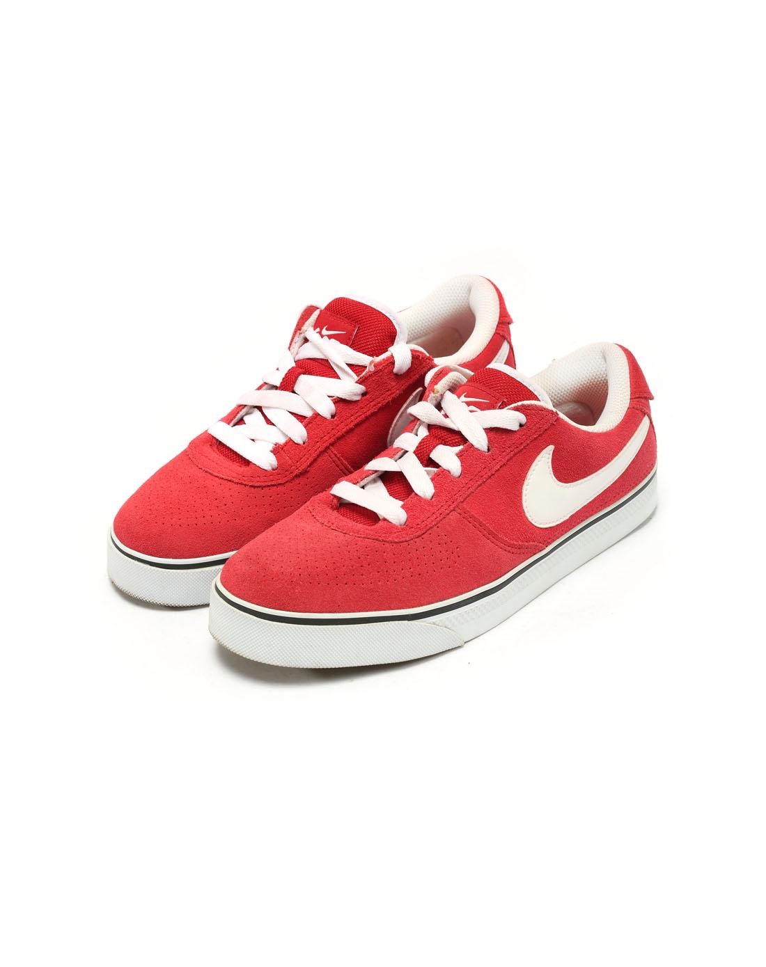 耐克nike-男子红色复古鞋442477-601