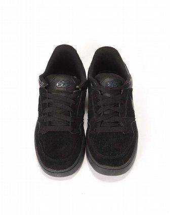 耐克nike-男子黑色复古鞋386390-028