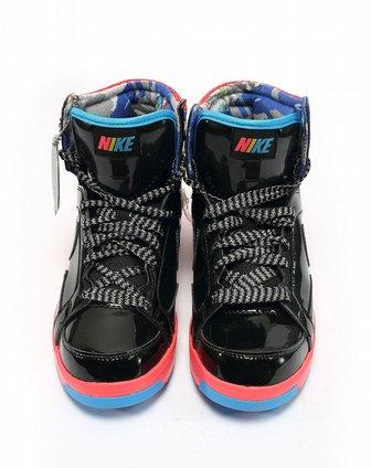 耐克nike-女子黑色复古鞋441839-002