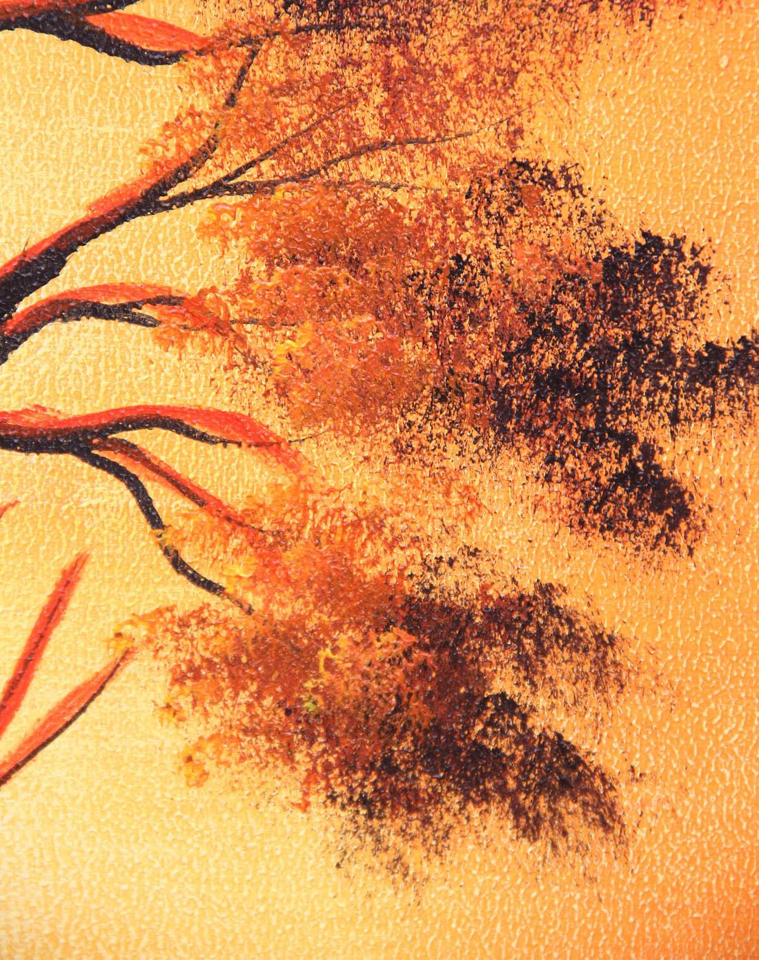 《许愿树》纯手绘油画