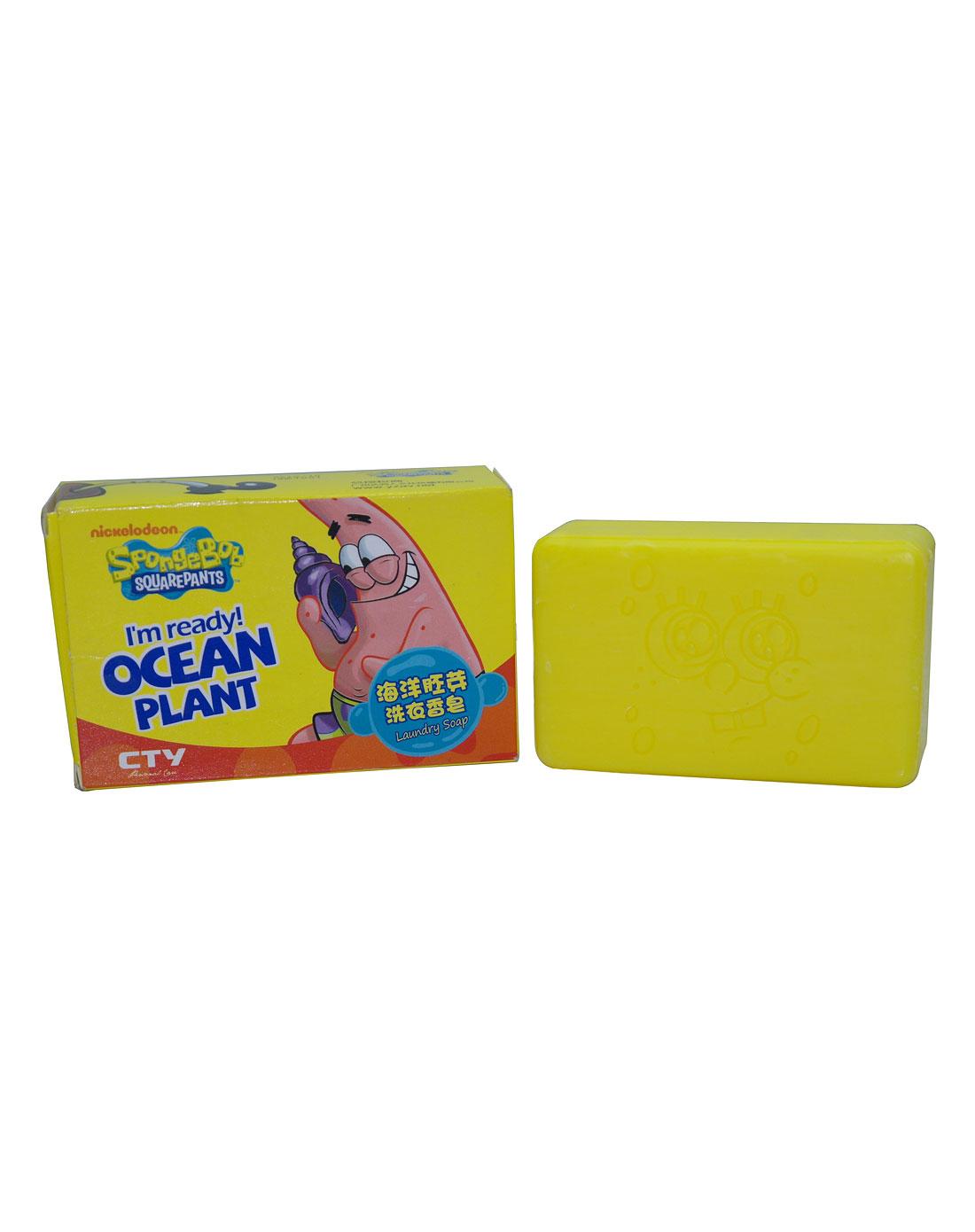 海绵宝宝 儿童海洋胚芽洗衣香皂160g