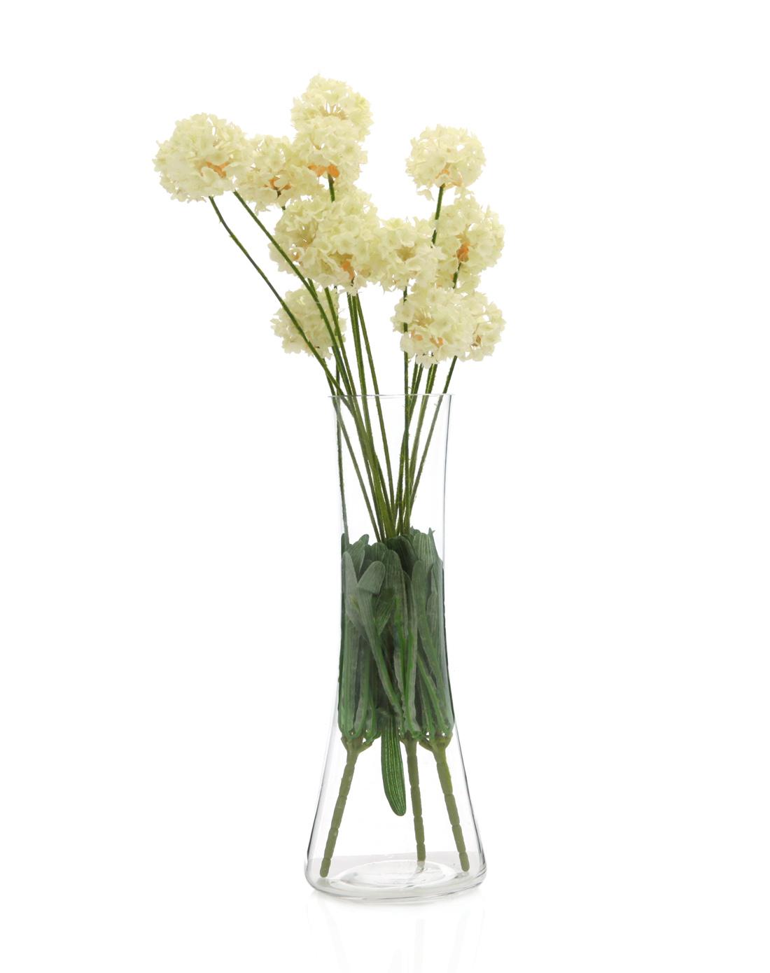 沙漏透明水晶玻璃花瓶l