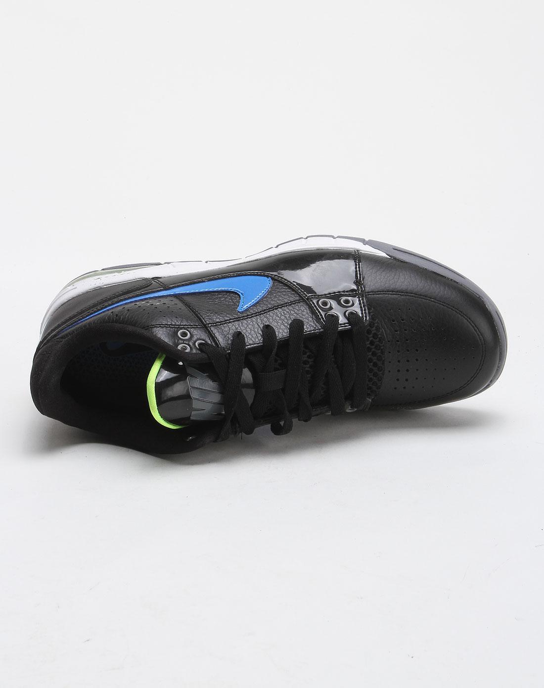 耐克nike-黑色气垫舒适篮球