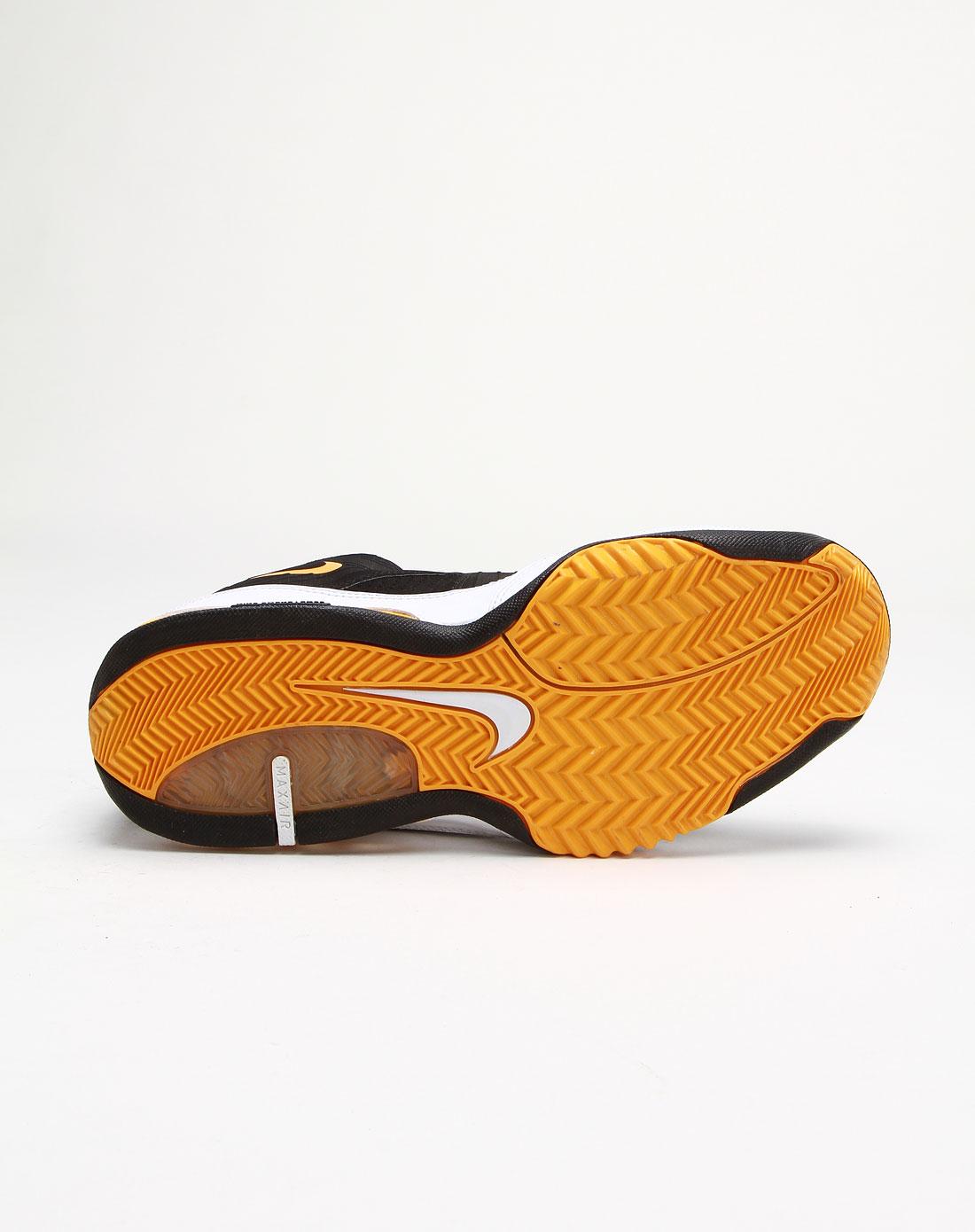 耐克nike男士专场-时尚气垫黑色篮球鞋