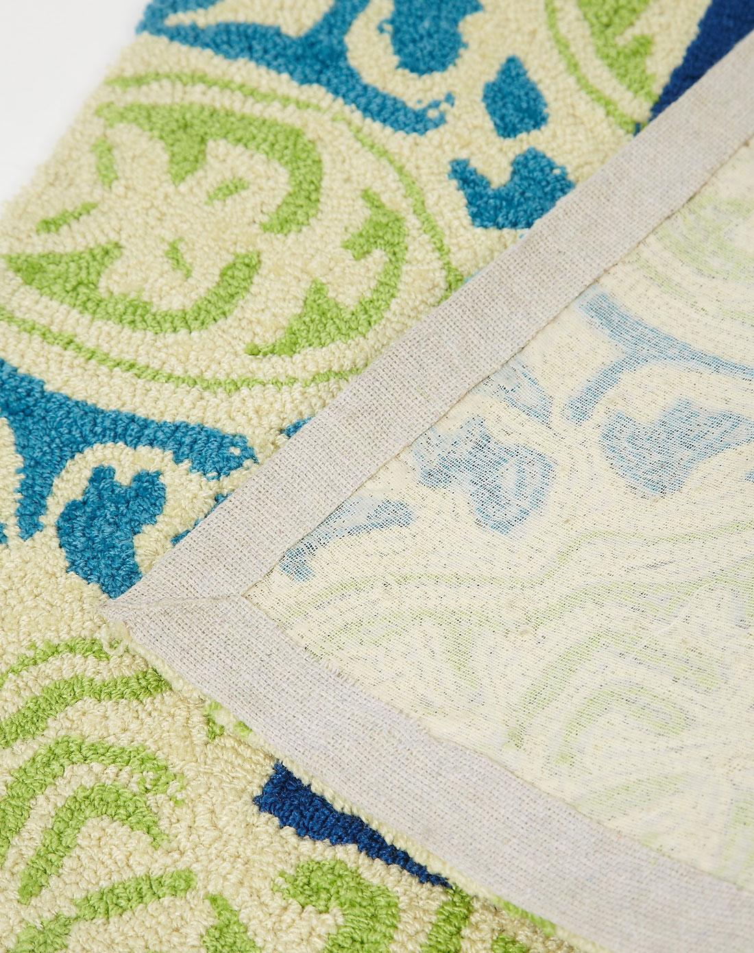 手工编织地毯4hr3590