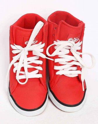 耐克nike-女子红色复古鞋454051-610