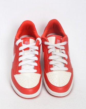 耐克nike-女子红色复古鞋429865-600