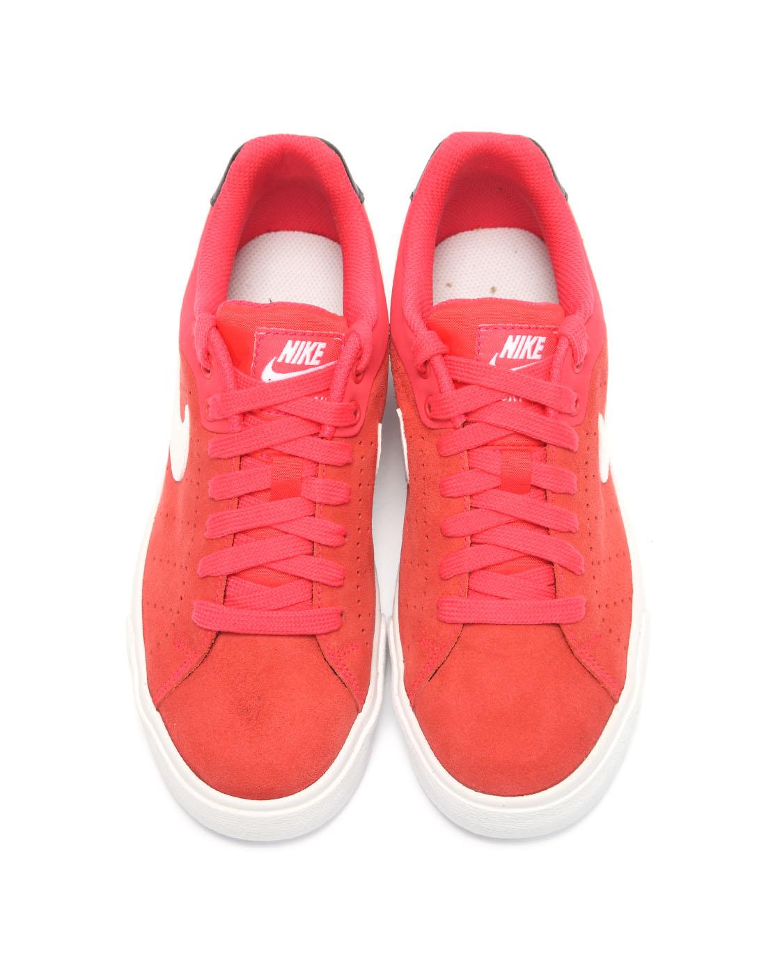 耐克nike-女子红色复古鞋487323-600