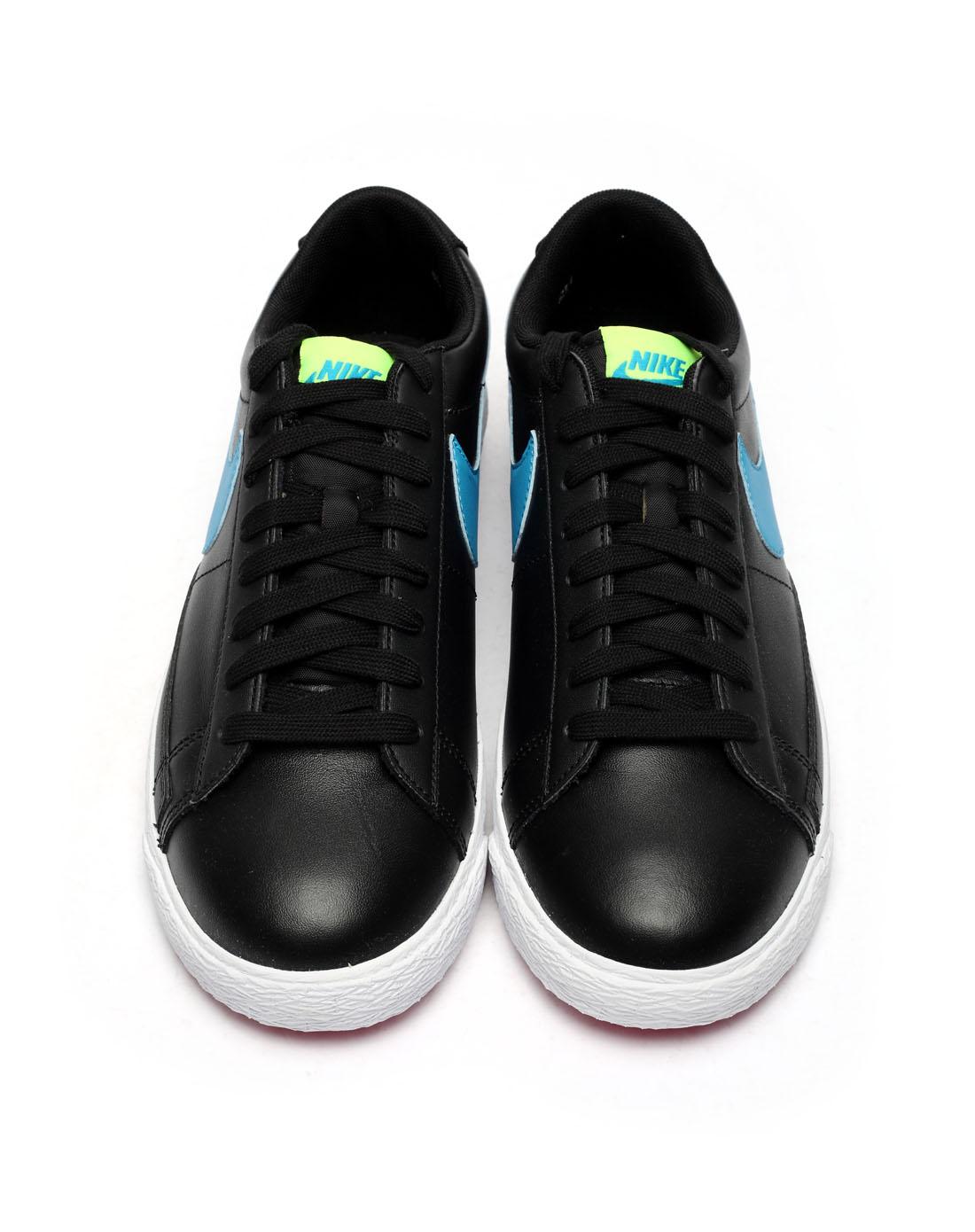 耐克nike-男子黑色复古鞋371760-019