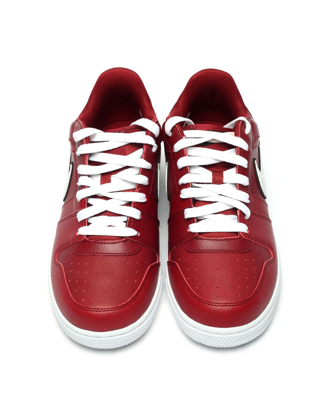 耐克nike-男子红色复古鞋432161-600