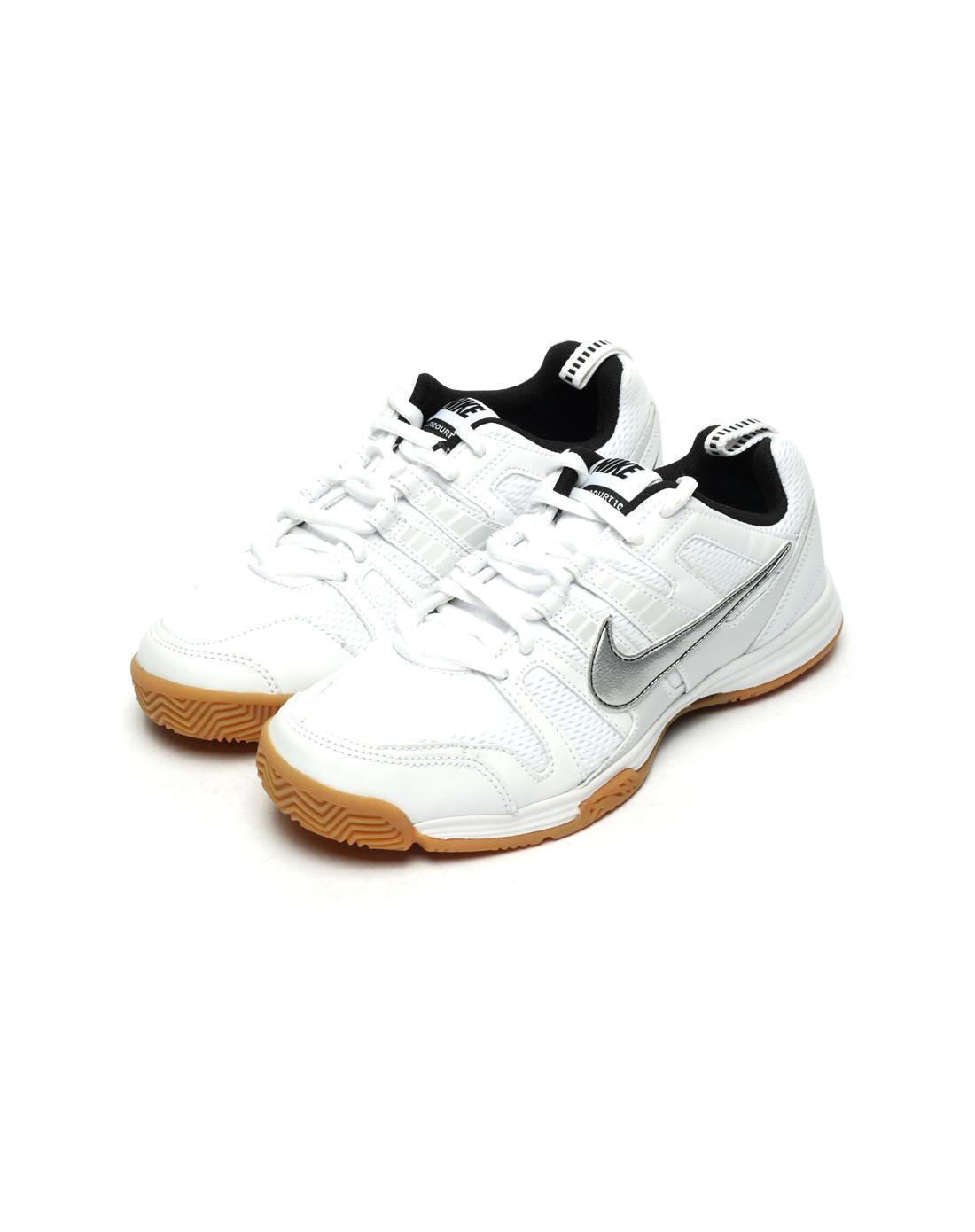 耐克nike-男鞋专场-男子白色网球鞋