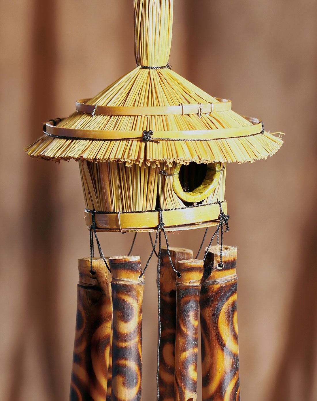 【印尼进口】巴厘岛竹制风铃