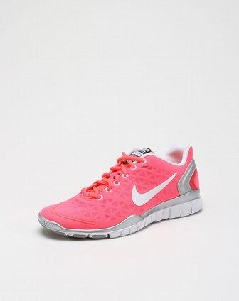 耐克nike-女鞋专场-荧光粉红色轻盈运动鞋