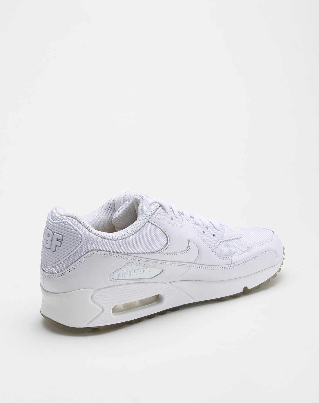 耐克nike-男鞋专场-男款白色时尚airmax90经典跑步鞋