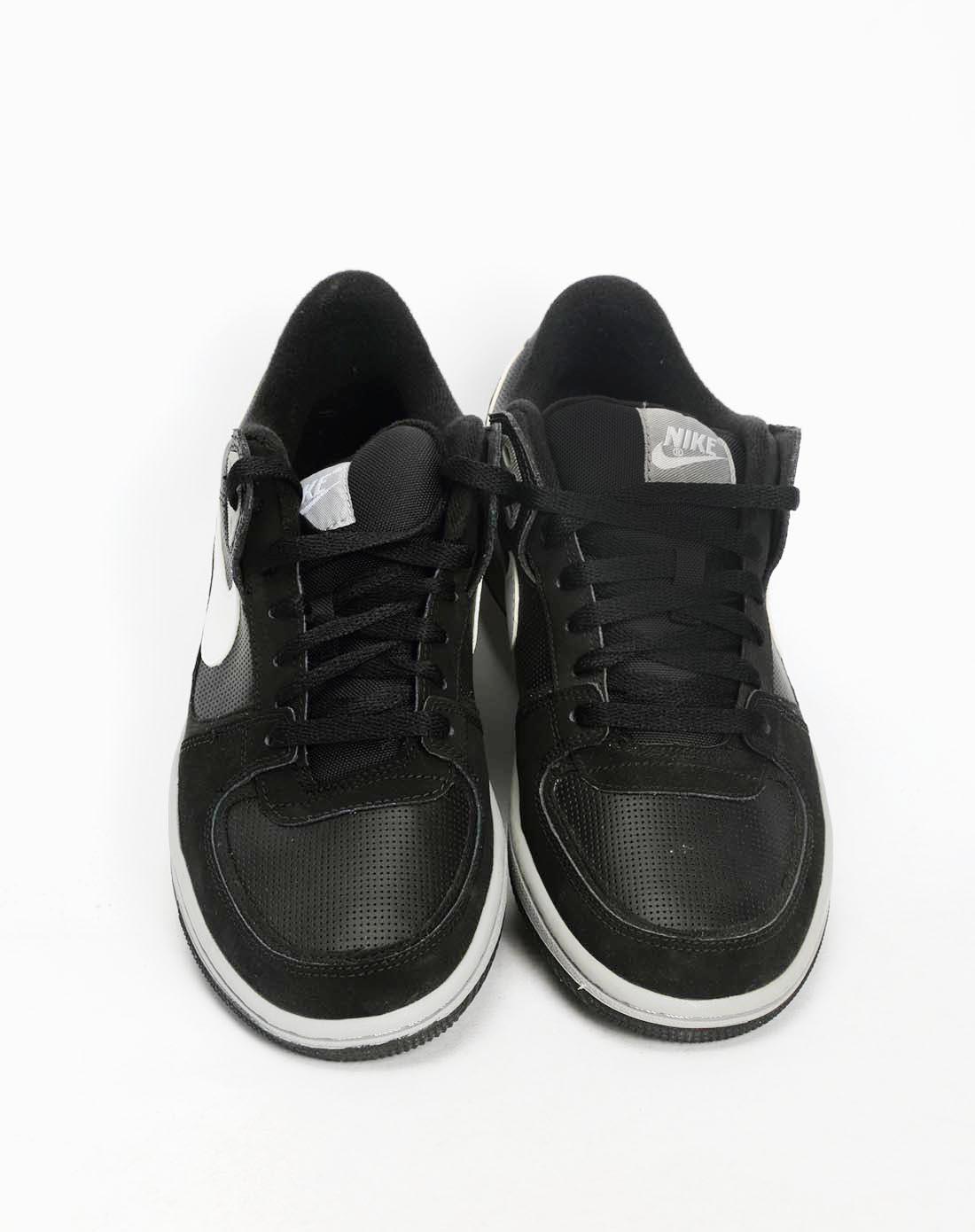 耐克nike-男子黑色复古鞋407924-004