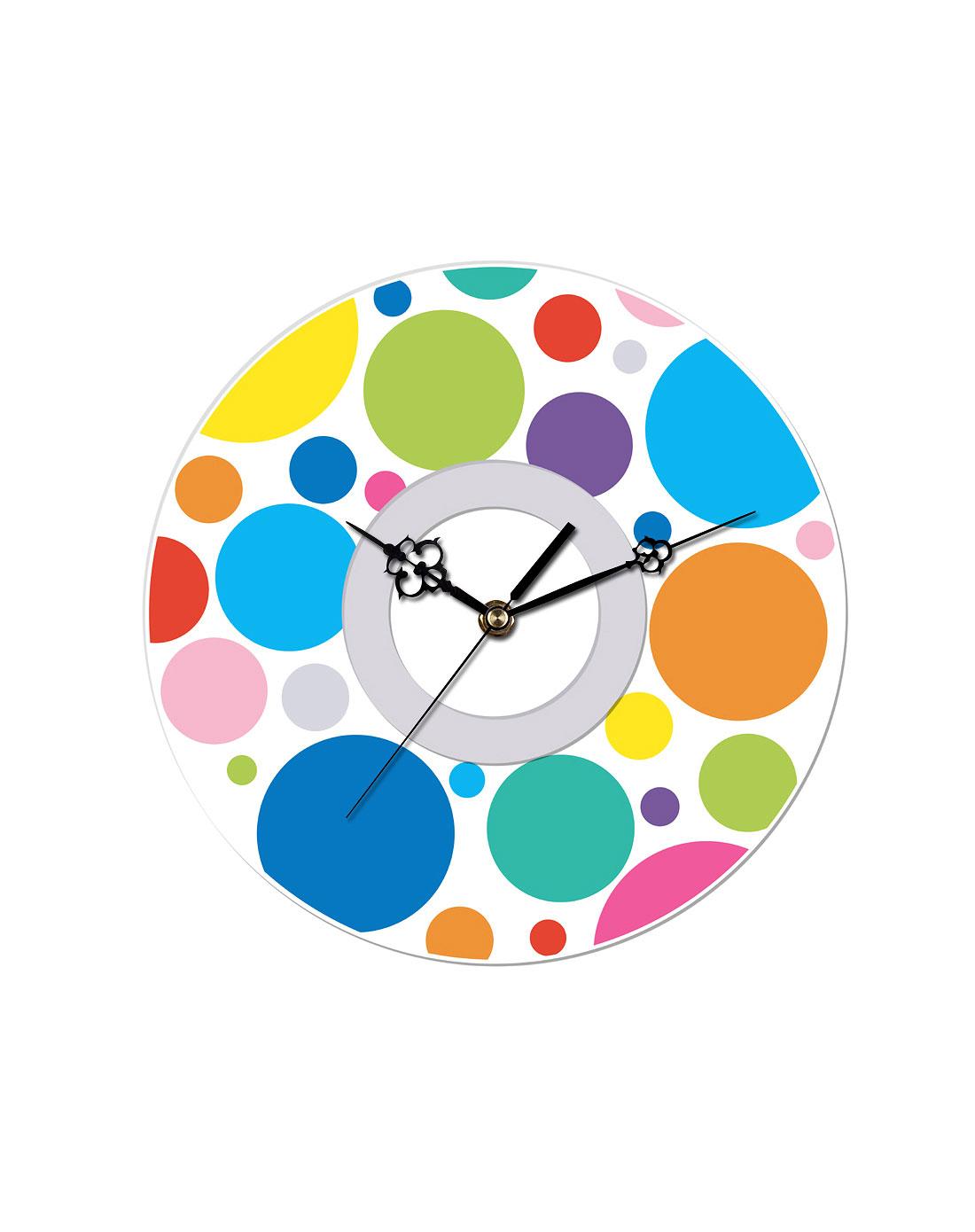 30*30cm时尚创意装饰画钟