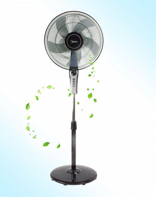 美的 五叶超静音家用电风扇落地扇