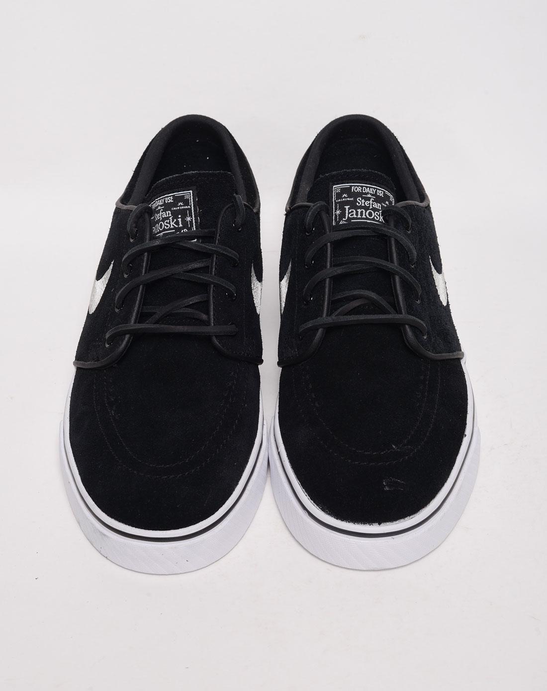 耐克nike-男子黑色复古鞋333824-002