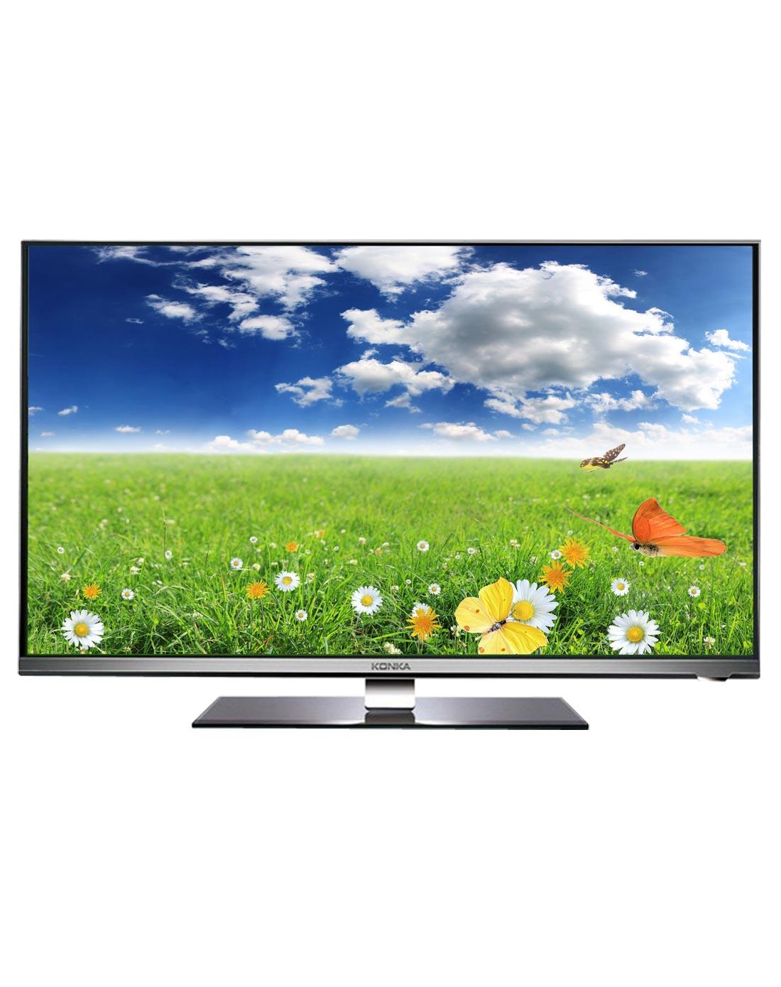 康佳konka电视专场42寸高清超薄网路智能3dled电视机