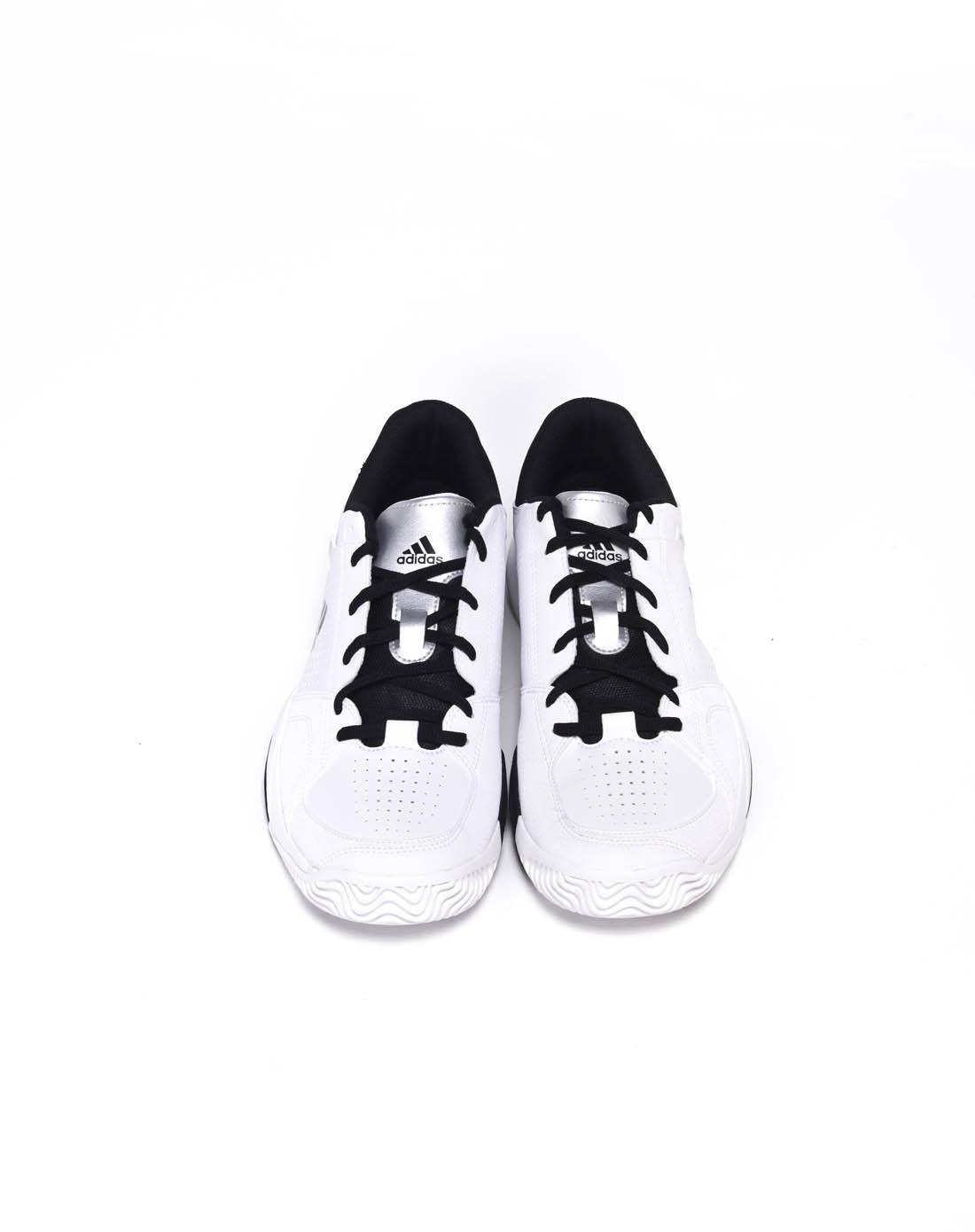 阿迪达斯adidas男子白色网球鞋v23279