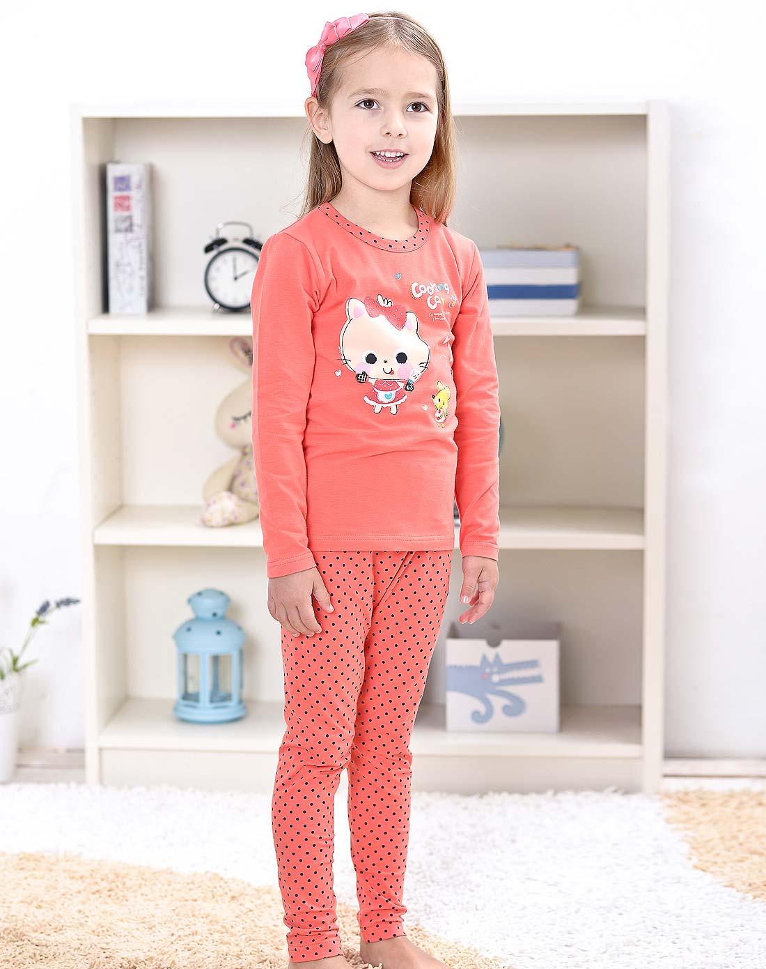 女童印花儿童时尚莱卡内衣