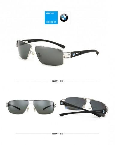 宝马BMW银行专场双梁男款方框设计感个性大vi眼镜设计图片