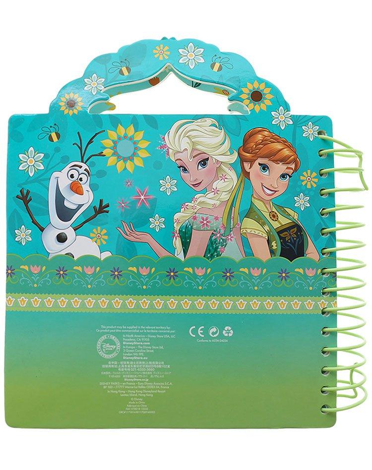 迪士尼冰雪奇缘系列儿童绘画本