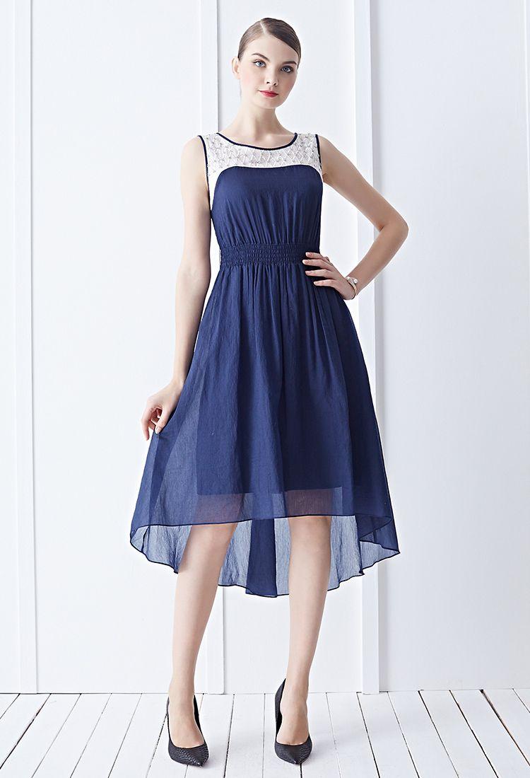 无袖跺(h��ފ9_简约无袖拼接连衣裙