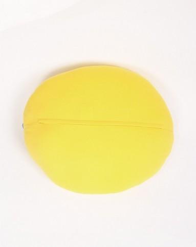 rld男女女童黄色圆形笑脸