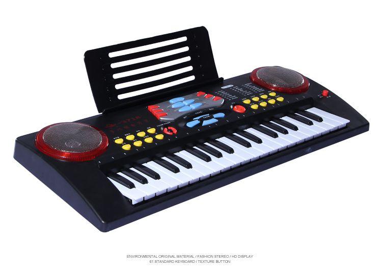电子琴键盘谱子