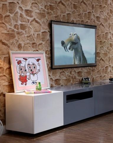 客厅现代简约创意电视柜 长2.8米