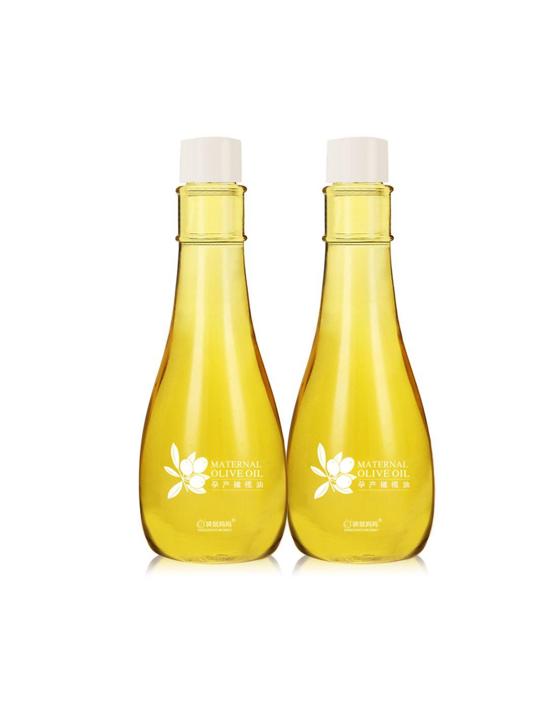 孕产橄榄油两瓶装(150ml*2)-清爽祛纹,源自澳洲