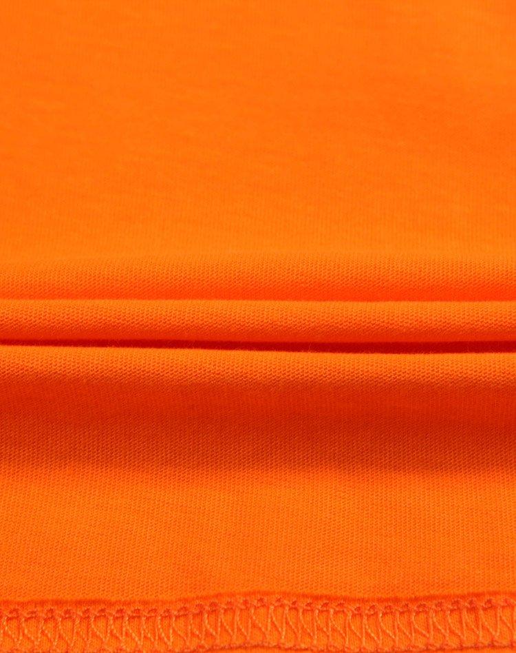 发光橙色门头效果图
