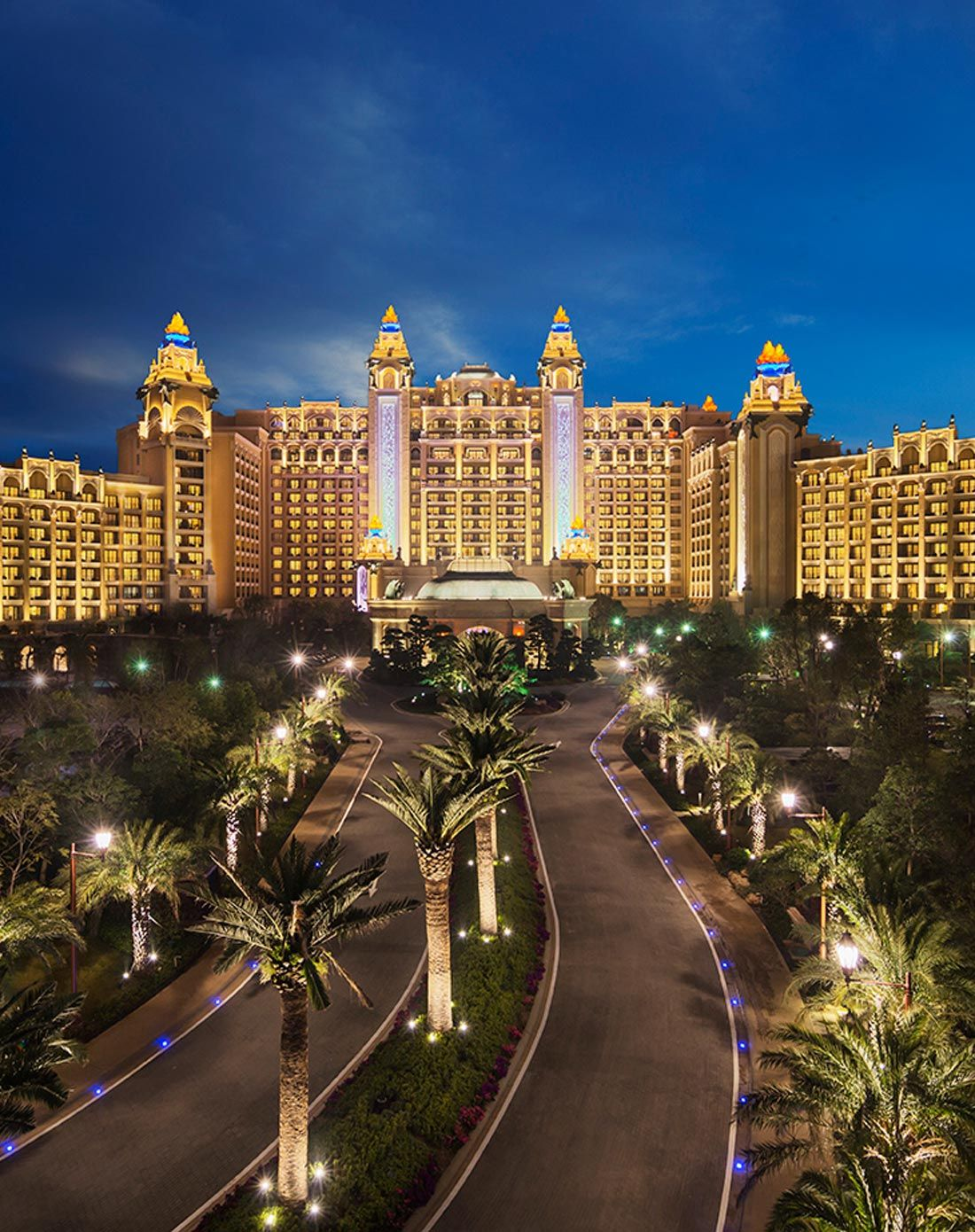 【度假园景房】珠海长隆横琴湾酒店1晚 海洋王国门票3张 马戏门票3张