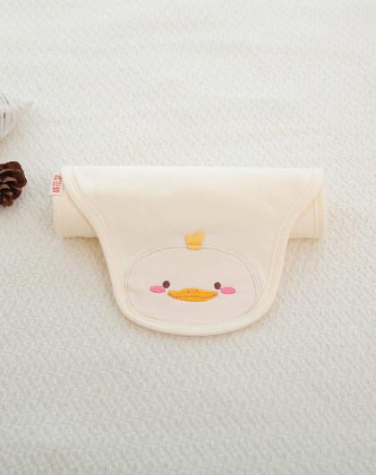 纯棉宝宝吸汗巾宝贝鸭鸭