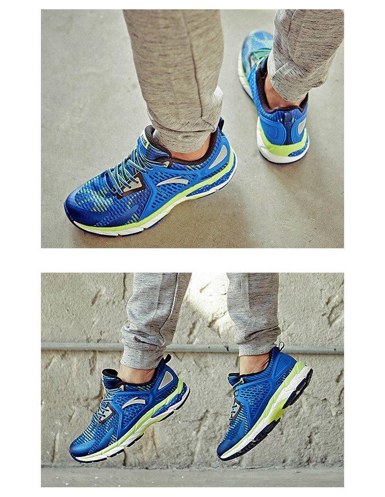 安踏 缓震支撑 男款运动跑鞋 跑步系列